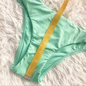 Pilyq Swim - NWT ✨ Pilyq Braided Caribbean Sea Bikini Bottom